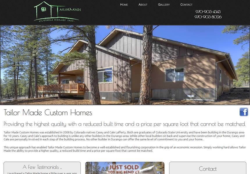 Custom Home Builders Website Design House Design Plans