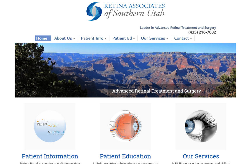 Retina Associates Of Utah